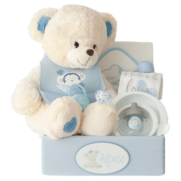 Canastillas de bebe a medida - Regalos personalizados