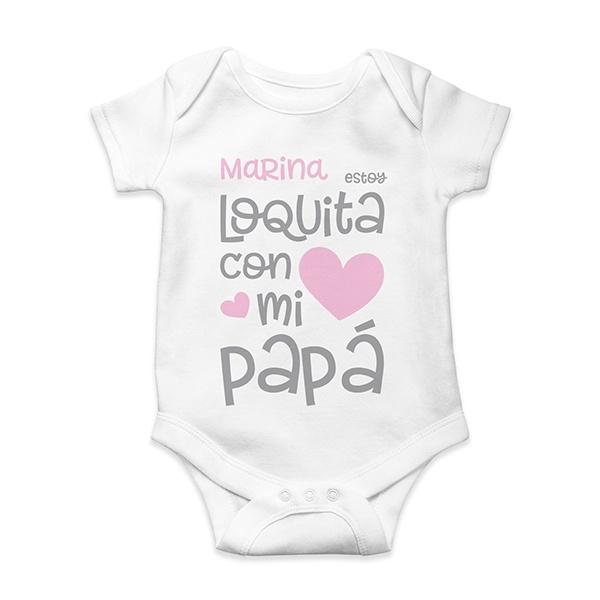 Bodie de bebé personalizado - Regalos personalizados bebé
