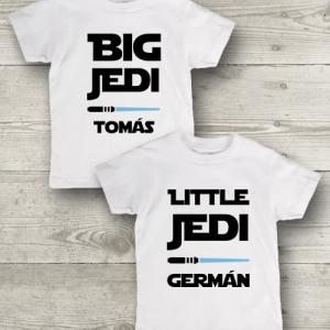 Camisetas Hermanos Jedi